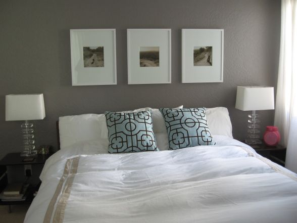 Wall color   Behr   creek bend 790F 4 our home Pinterest 588x441