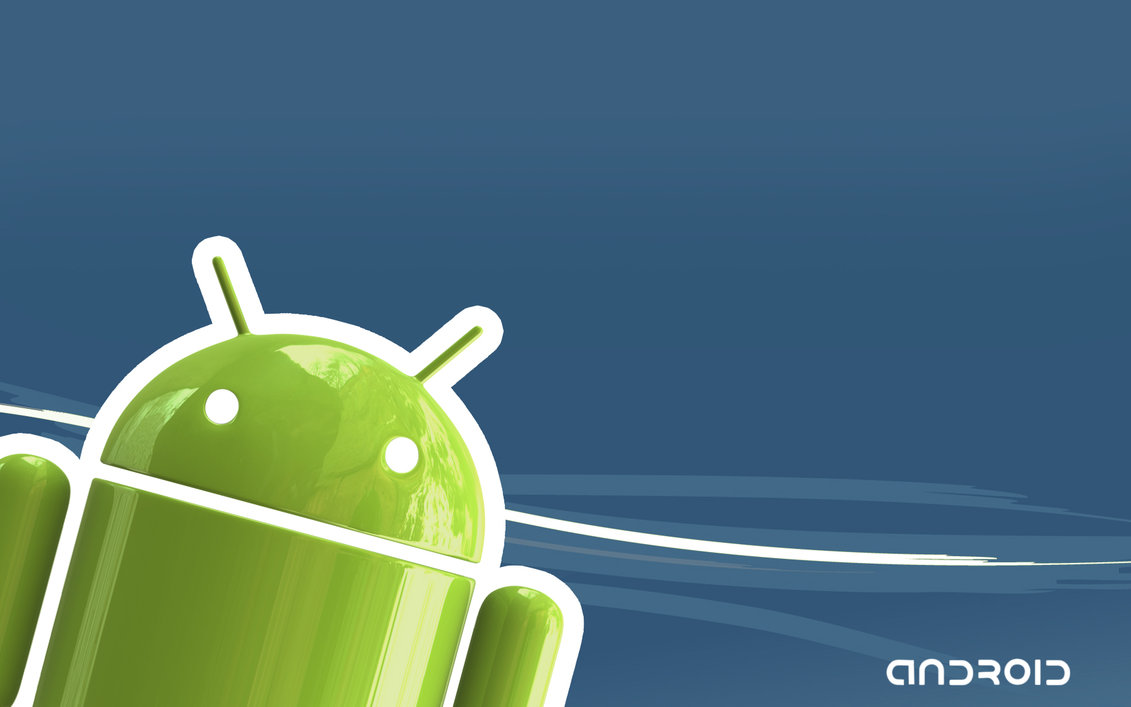 3D Android Wallpaper Blue by HappyBlueFrog 1131x707