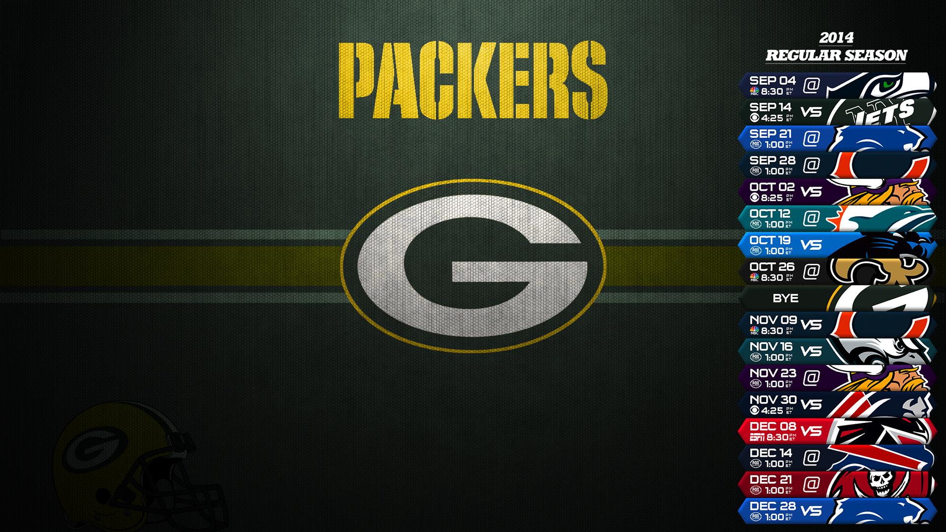 Packers 2015 Schedule Wallpaper Wallpapersafari