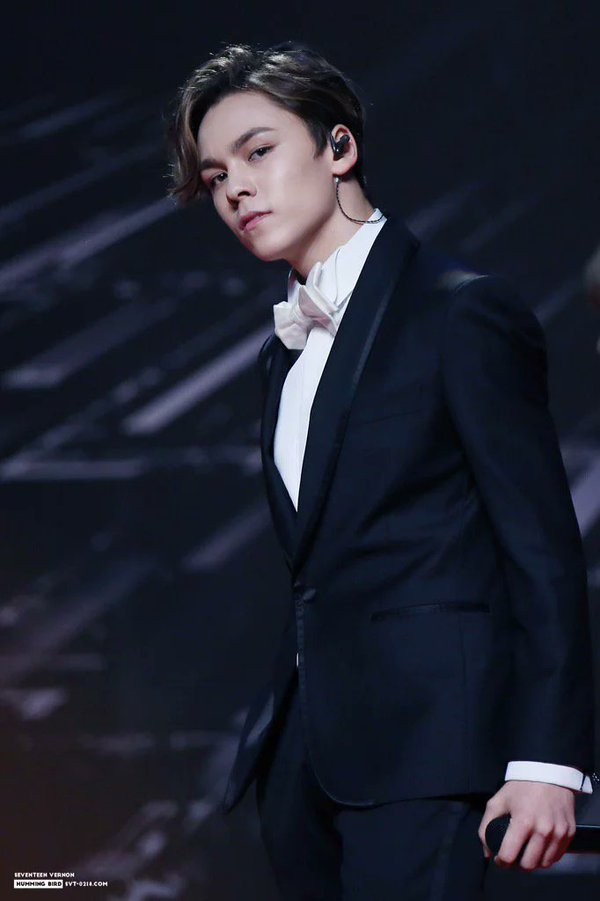 VERNON INTERNATIONAL on Twitter [151202] HQ VERNON on 600x901