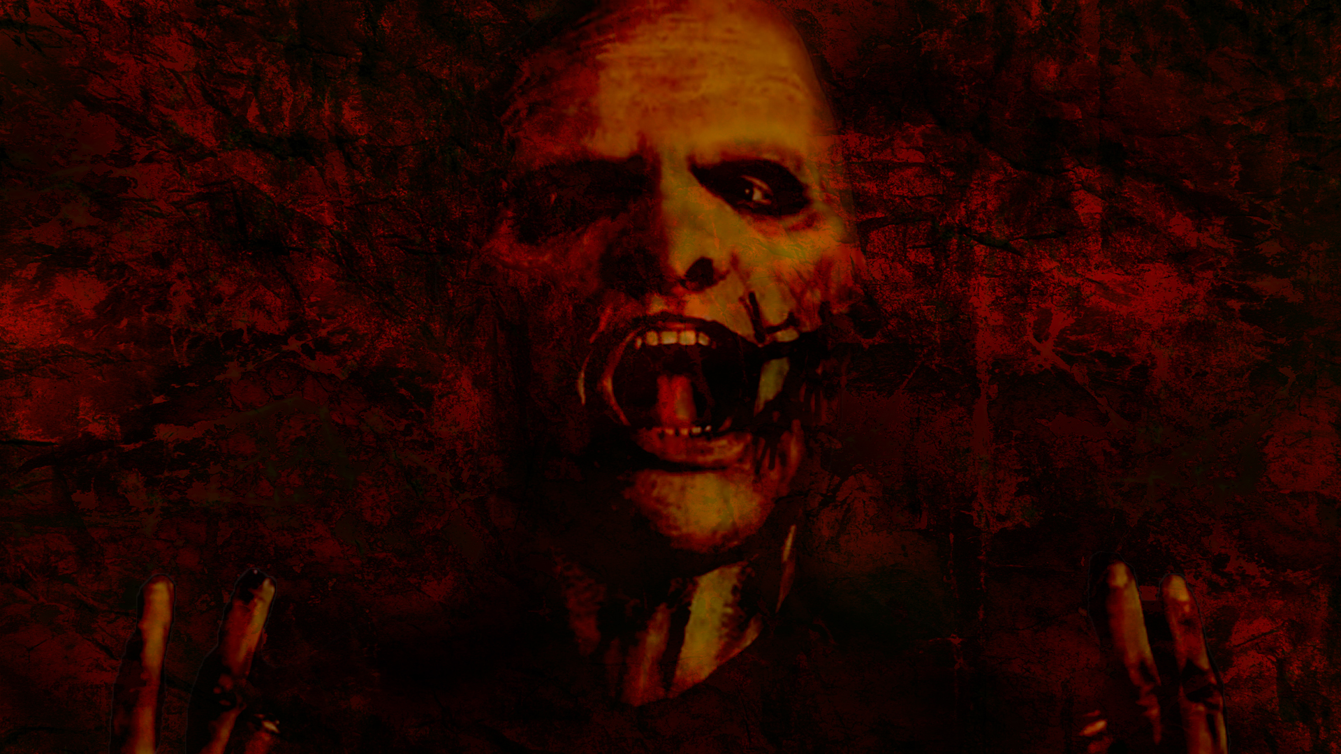 Pin Corey Taylor Wallpaper Slipknot 02 By 6vampire6angel6 1920x1080