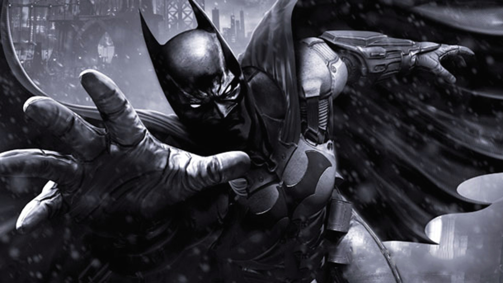 Batman Arkham Asylum Anime 720p Wallpaper 1080 17460 Hd 1600x900
