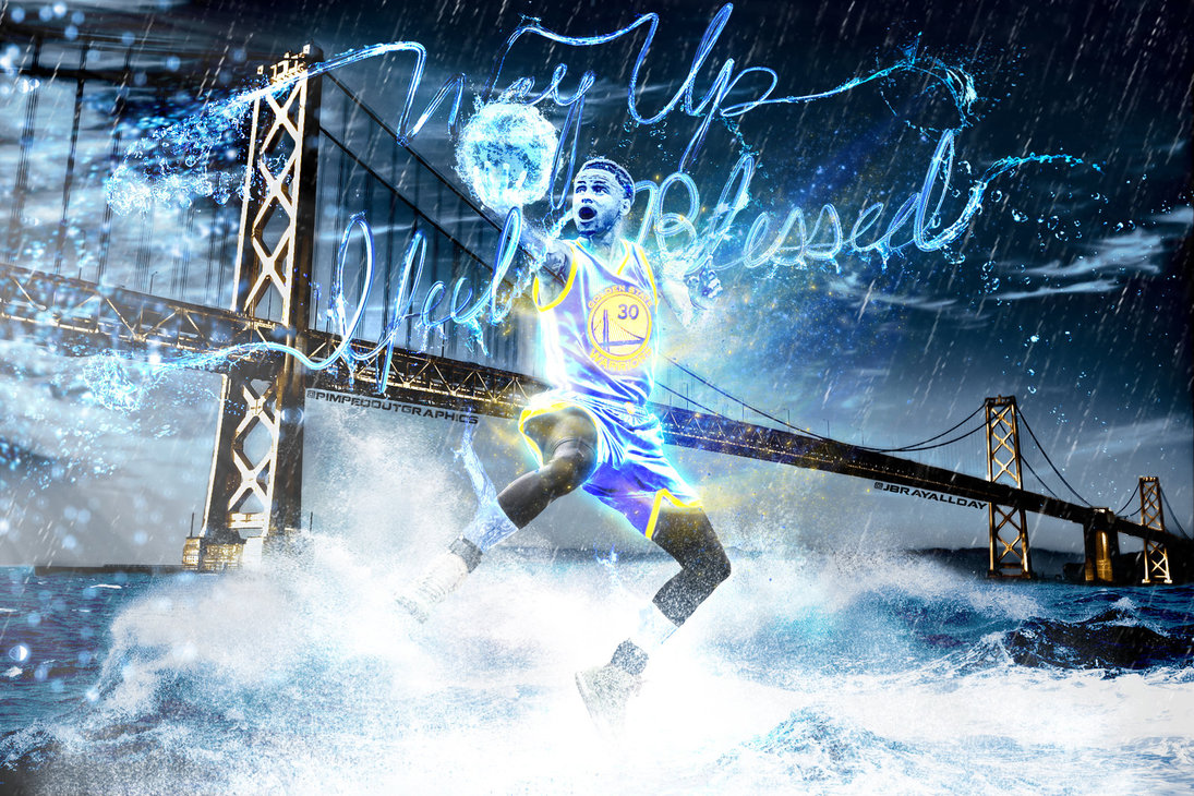 Steph Curry Wallpaper by jbrayallday 1095x730