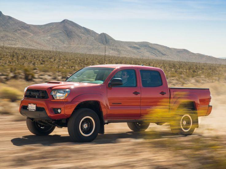 2015 Toyota Tacoma TRD Pro pickup e1 wallpaper 2048x1536 351039 736x552