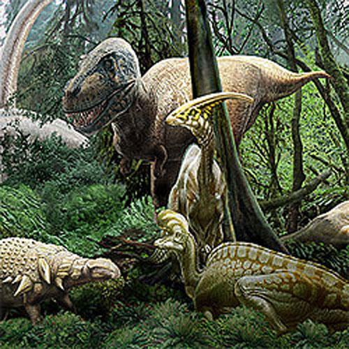 37 Prehistoric Jungle Wallpaper On Wallpapersafari