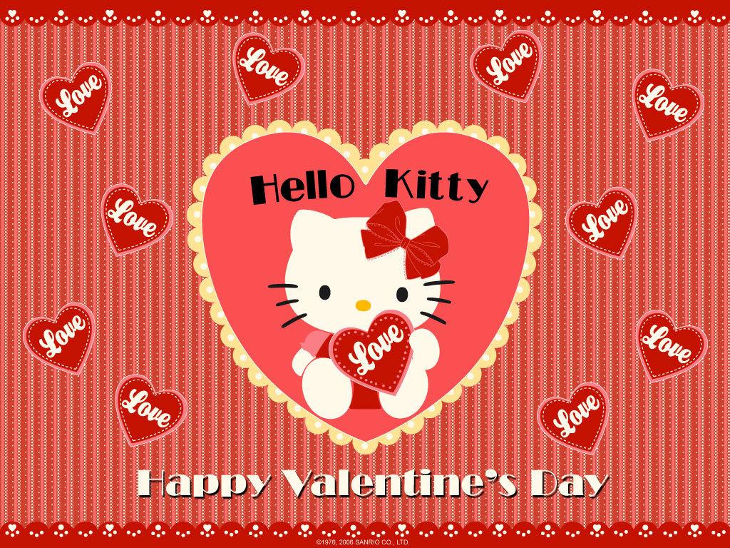 Hello Kitty Wallpaper   Hello Kitty Wallpaper 8256553 1024x768