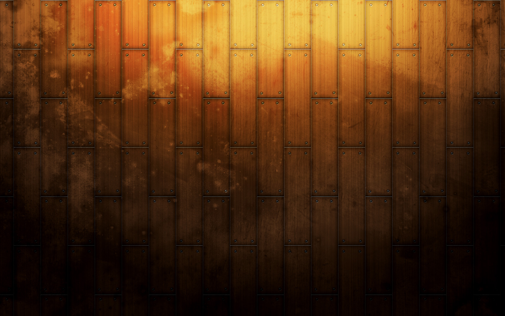 Create a wood background in Photoshop 1680x1050