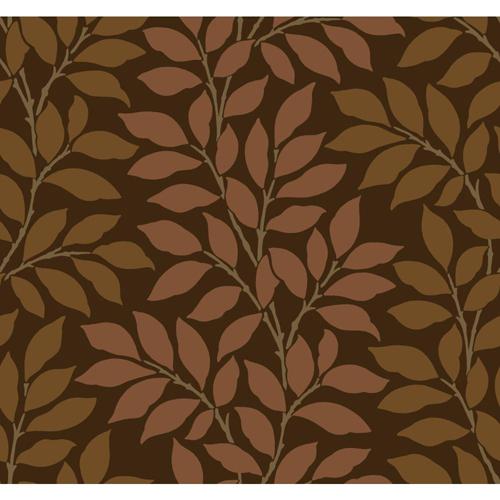Copper Leaf Wallpaper Bellacor Copper Leaf Poster Copper Leaf 500x500
