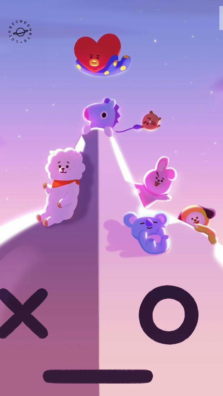 Pin by Heny Alatas on BT21 Pinterest BTS Kpop and 720x1280
