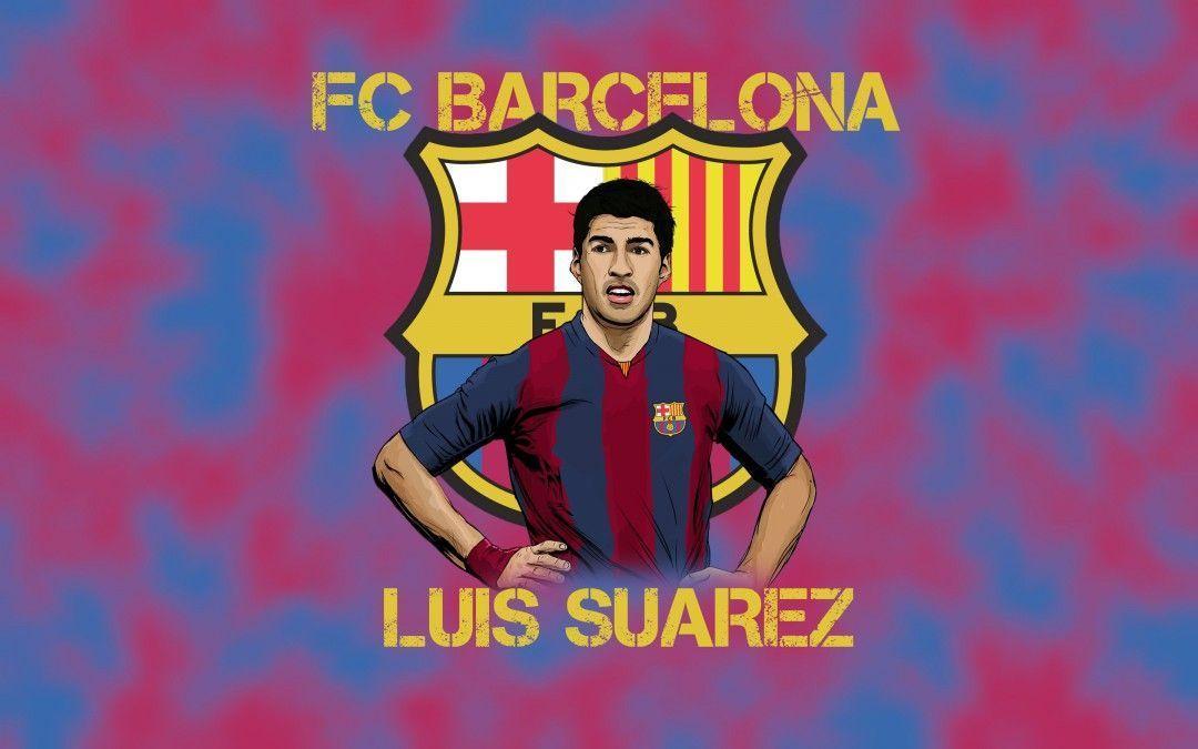 Luis Suarez Barcelona FC pictures for desktop wallpaper FootballPIX 1080x675