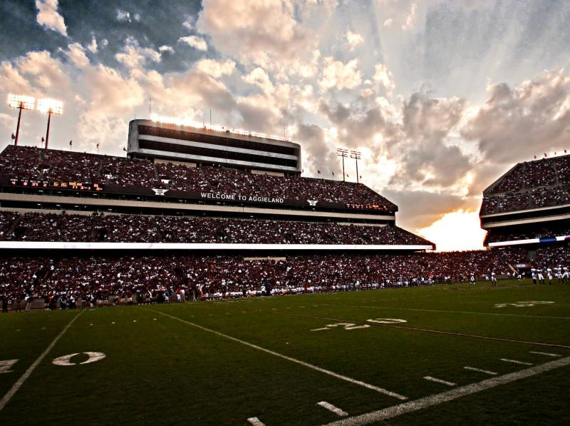 coming to kyle field september 21 2011 courtesy texas a m athletics 800x597