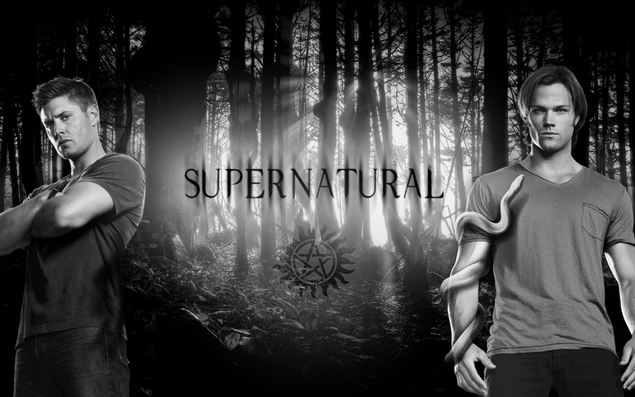 48+] Supernatural Laptop Wallpaper on