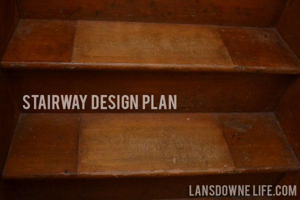 Stairway update Design plan   Lansdowne Life 600x400