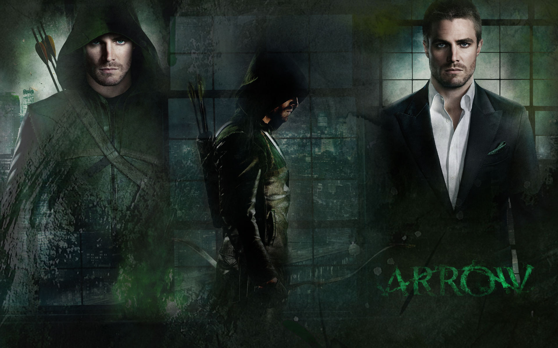 Arrow   Stephen Amell Wallpaper 34314986 1920x1200