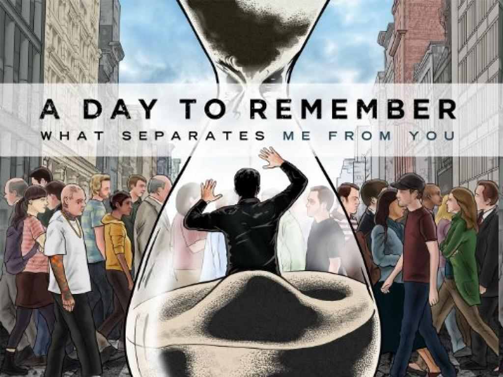 Day To Remember What Separates Me From You Wallpaper 1024x768