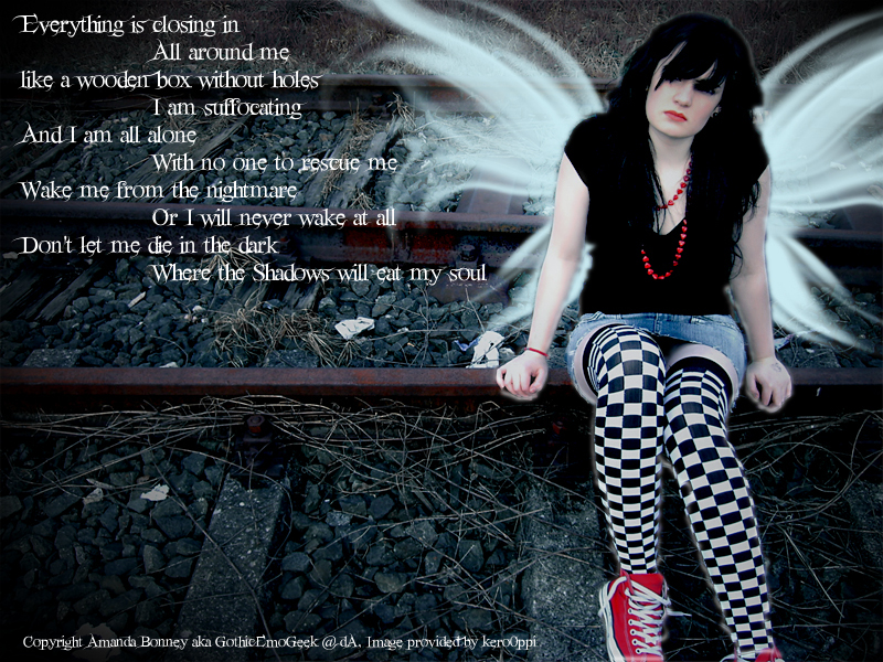 Emo Gothic Wallpapers For Desktop Background 2013 Wallpapers 800x600