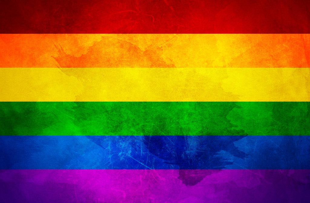 FLAG Bandera GAY Community Two by paundpro 1024x671
