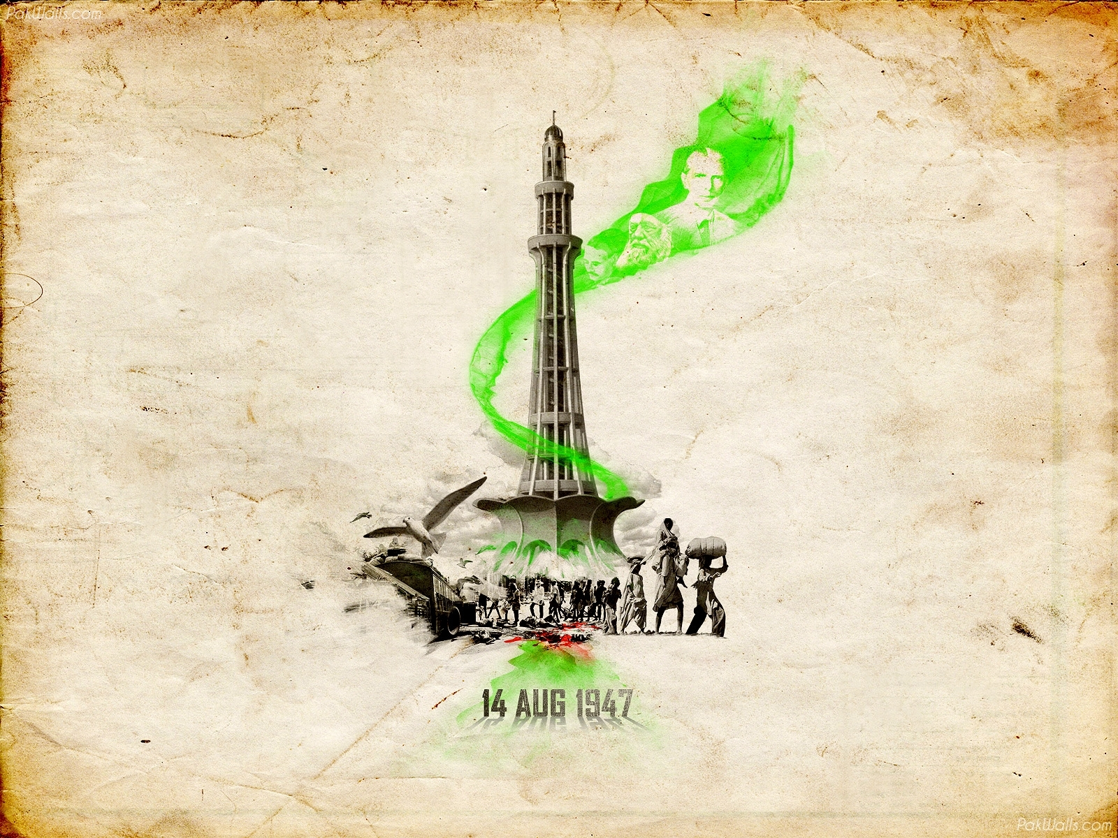 Download Pakistan Independence Day 14 August HD Wallpaper Search more 1600x1200