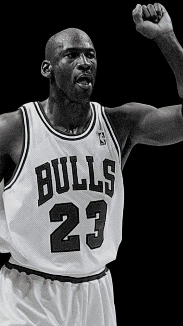 Michael Jordan HD 640x1136