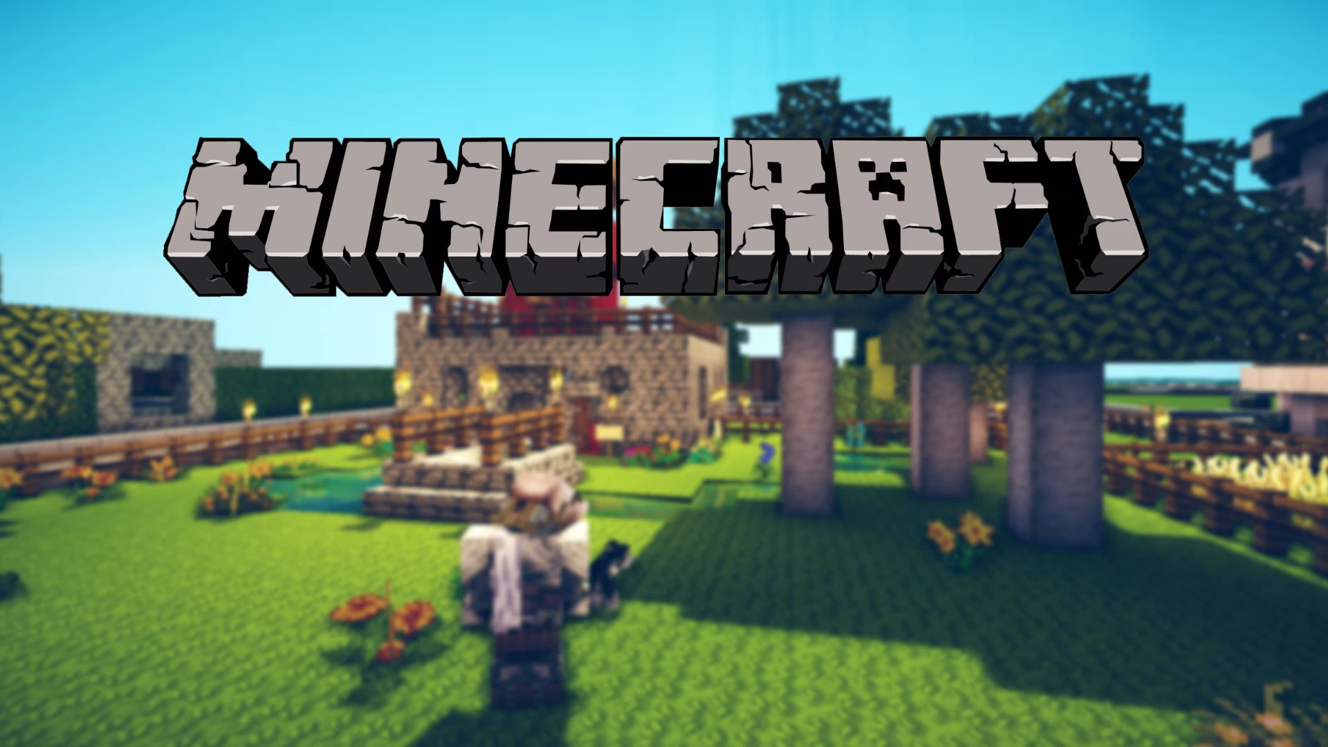 minecraft hd wallpaper 2018 2118 hd wallpapers   Powered by Redstone 1920x1080