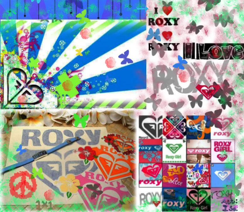 ROXY WALLPAPER by isamisa 777x675