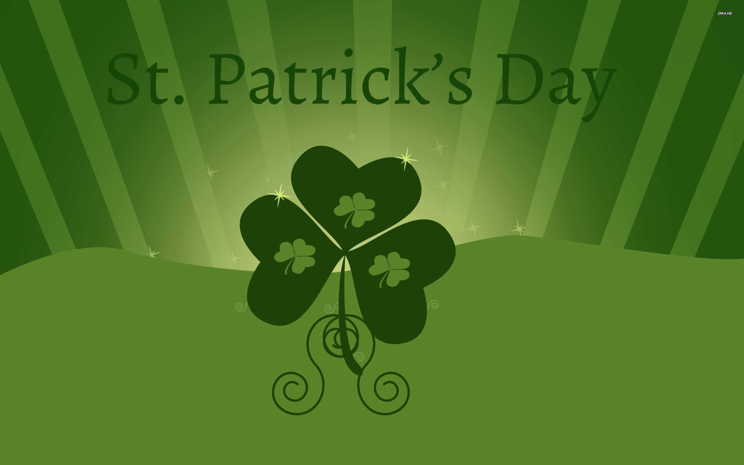St Patricks Day wallpaper   Holiday wallpapers   2621 2560x1600