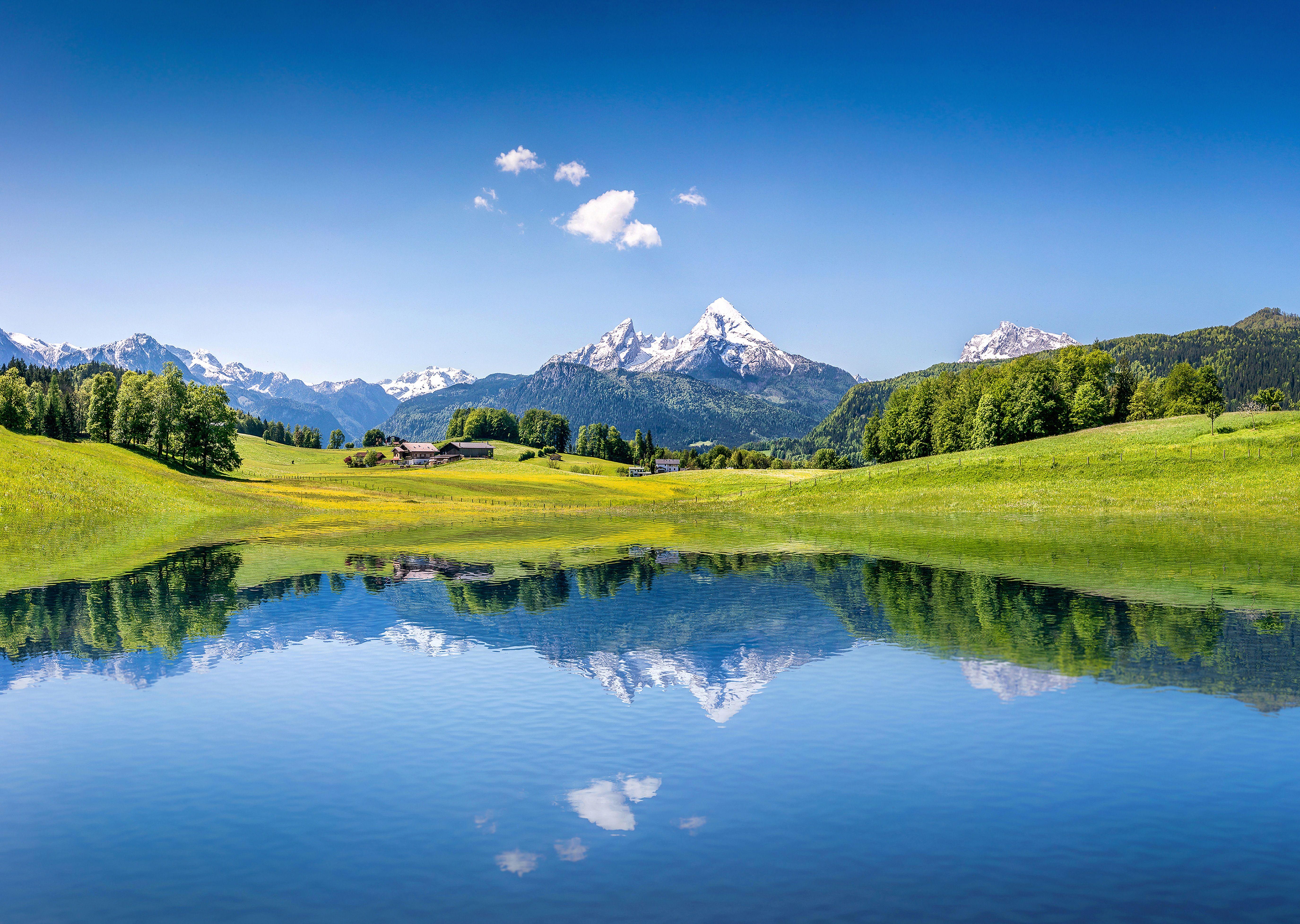 Summer Mountain Wallpapers   Top Summer Mountain Backgrounds 5500x3909