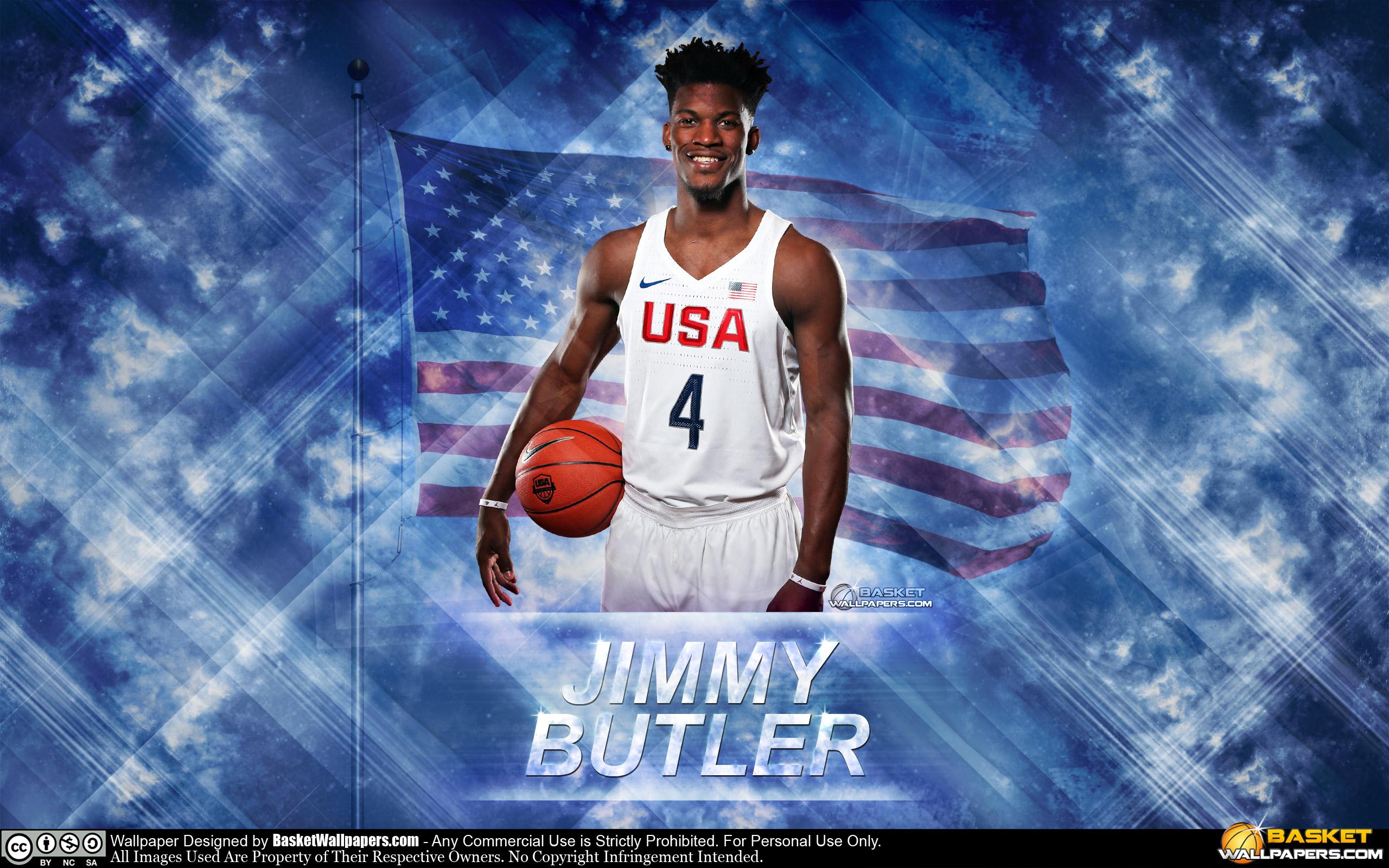 Jimmy Butler USA 2016 Olympics Wallpaper Basketball Wallpapers 2560x1600