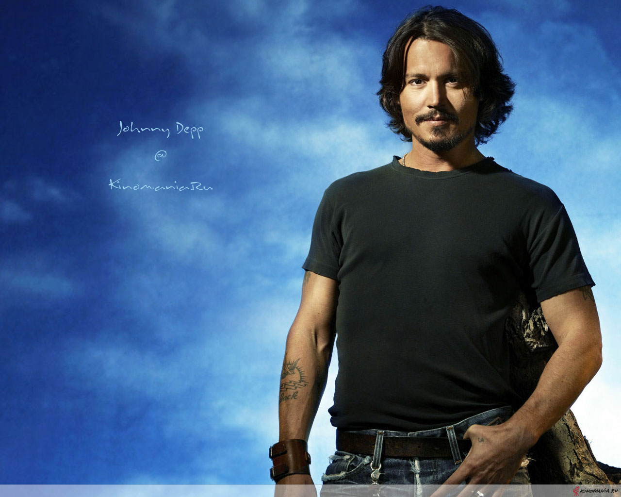 JD wallpapers   Johnny Depp Wallpaper 35510151 1280x1024