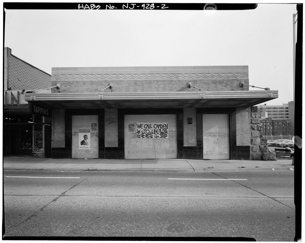 Broadway Subway Station Camden New Jersey from 1024x816