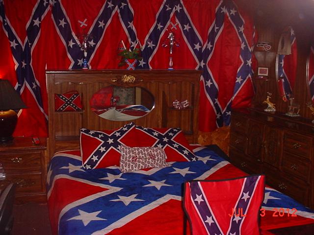 Redneck Flag Wallpaper Rednecks room by gypsygodess 640x480
