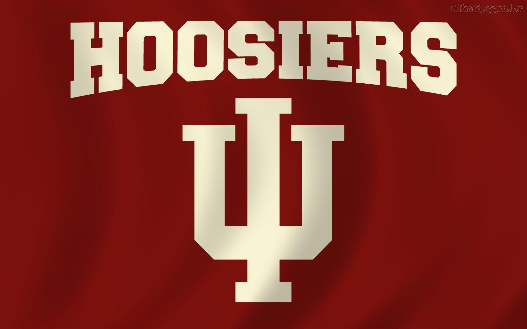 Papel de Parede Bandeira de Hoosier   Indiana 1680x1050