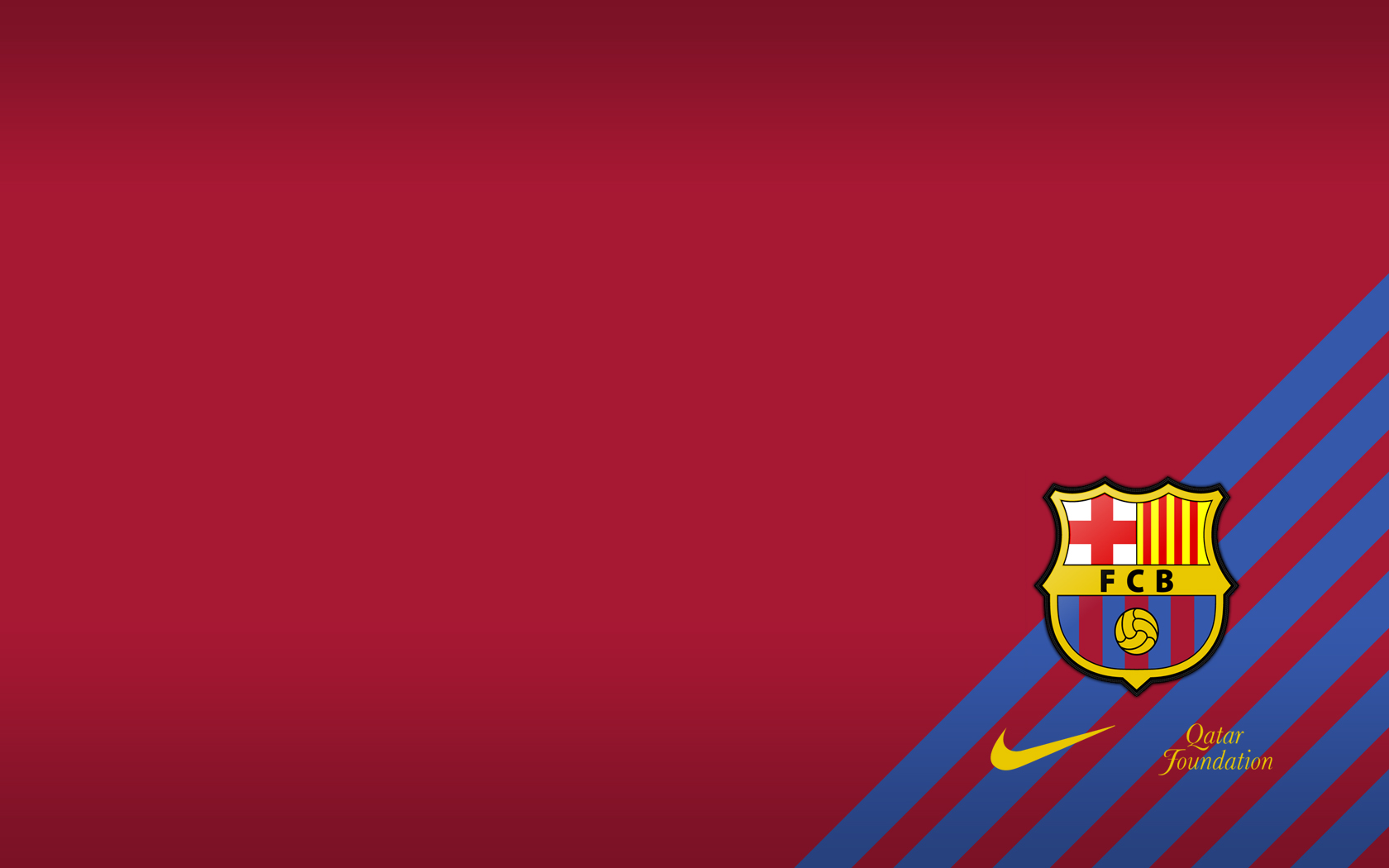 Fc Barcelona Wallpaper By Vkkk Dyatz 1680x1050 pixel Football HD 1680x1050
