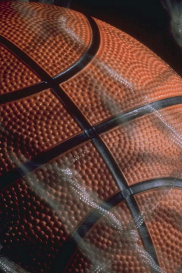 Swish Basketball iPhone 4 Wallpaper and iPhone 4S Wallpaper 640x960