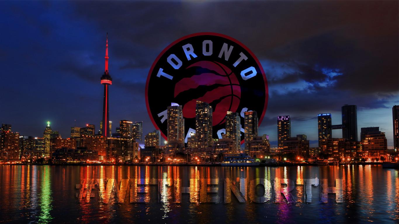We the north wallpaper wallpapersafari - Toronto raptors logo wallpaper ...