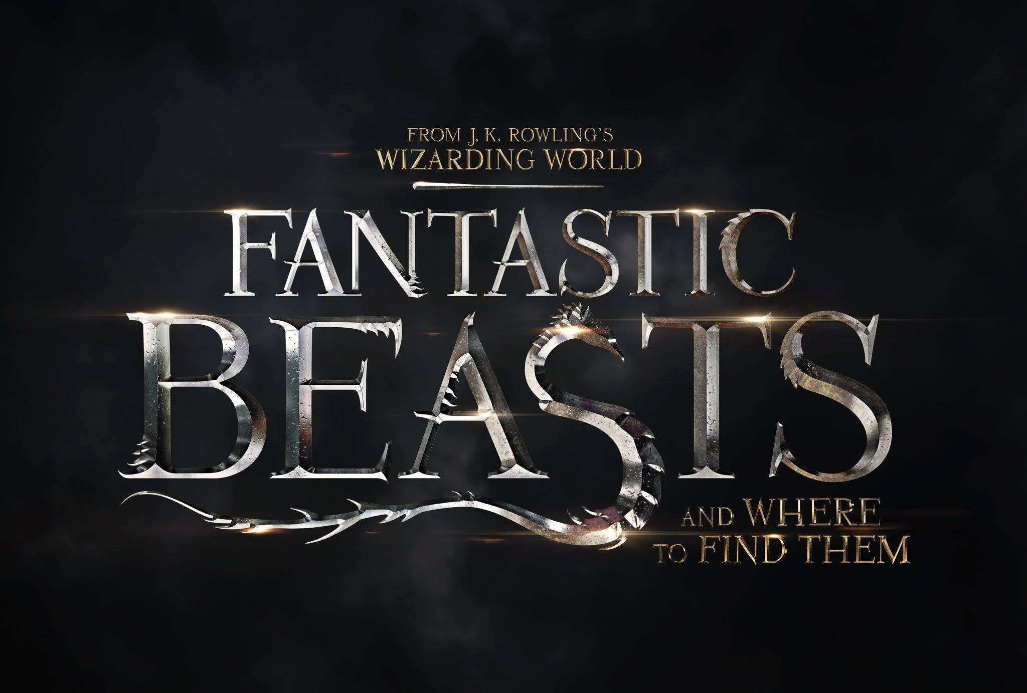 Fantastic Beasts and Where to Find Them Wallpapers Images Photos 2048x1383