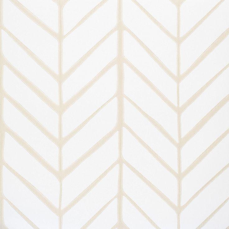 Feather Wallpaper   Bone Serena Lily Bedroom Pinterest 736x736