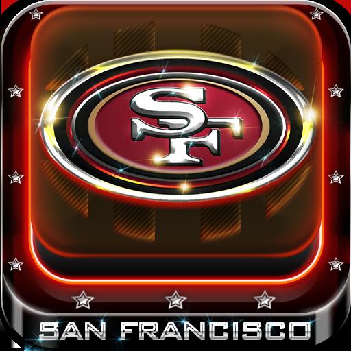 SF 49ers NEW 3D Live Wallpaper   screenshot 512x512