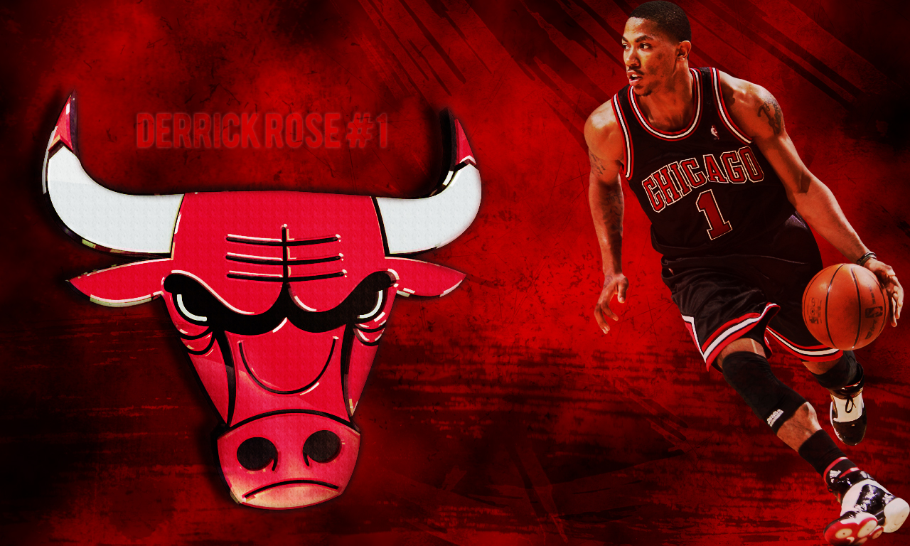 Derrick Rose Wallpaper By Useurcamera Dhhh 1280x768 pixel Popular HD 1280x768