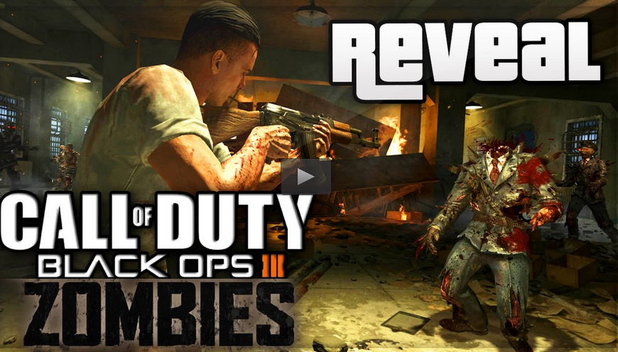 BO3 Zombies Trailer News Comic Con Call Of Duty BO3 News Axxess 870x496