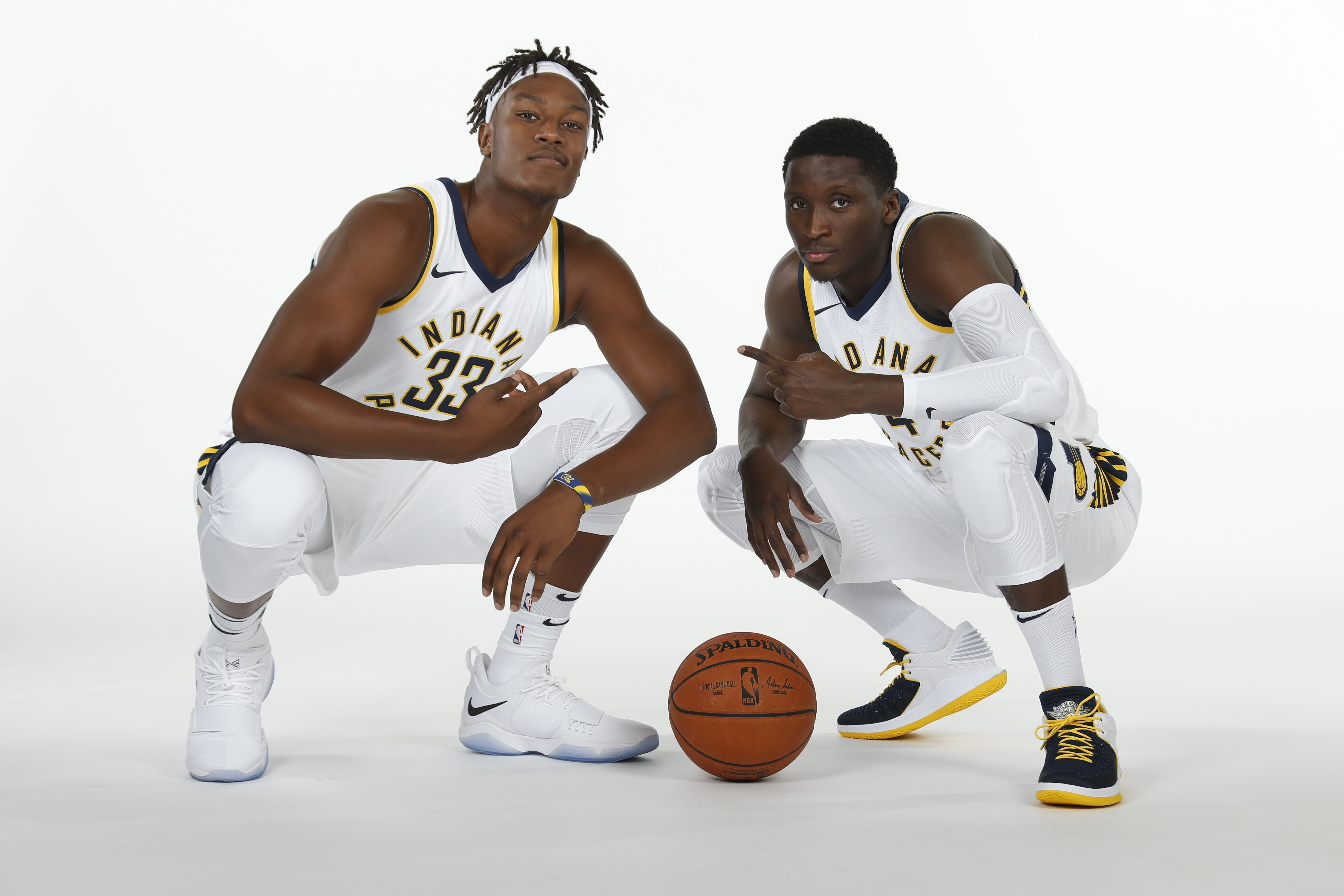 Indiana Pacers Why both Victor Oladipo and Myles Turner 5184x3456