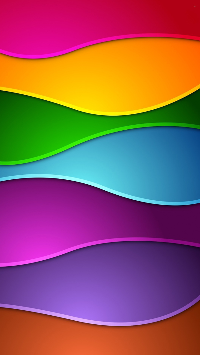 colorful iphone wallpaper wallpapersafari