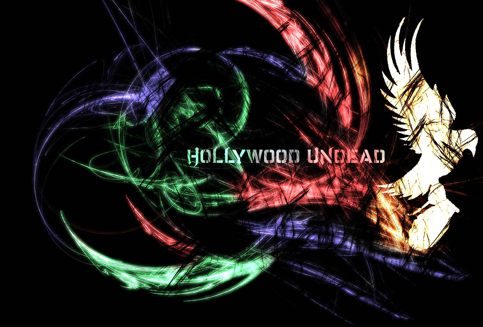 Hollywood Undead Wallpaper by Tado Kurosawa615 1547x1050
