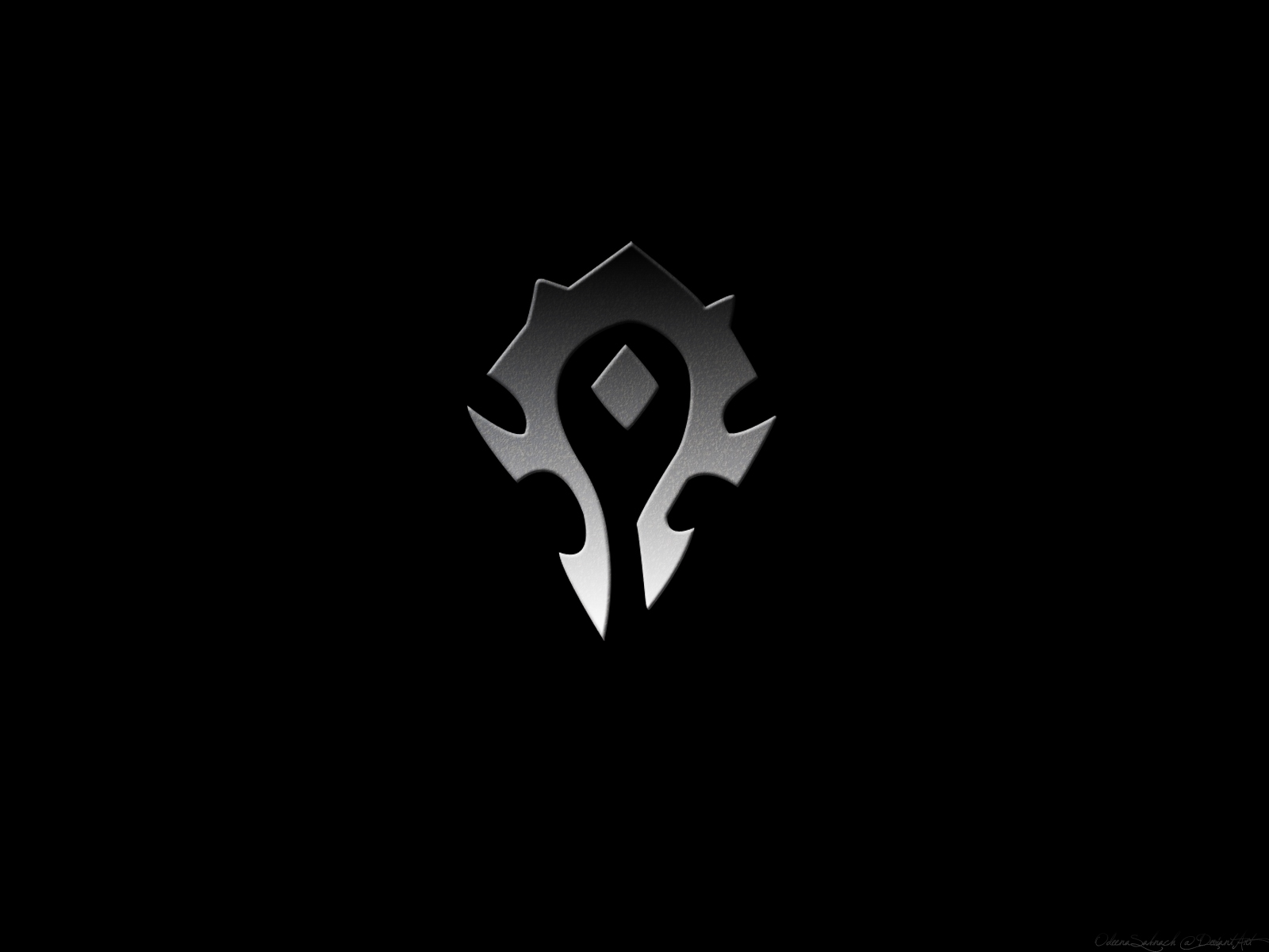 Free Download Wow Horde Logo Png Warcraft For The Horde By