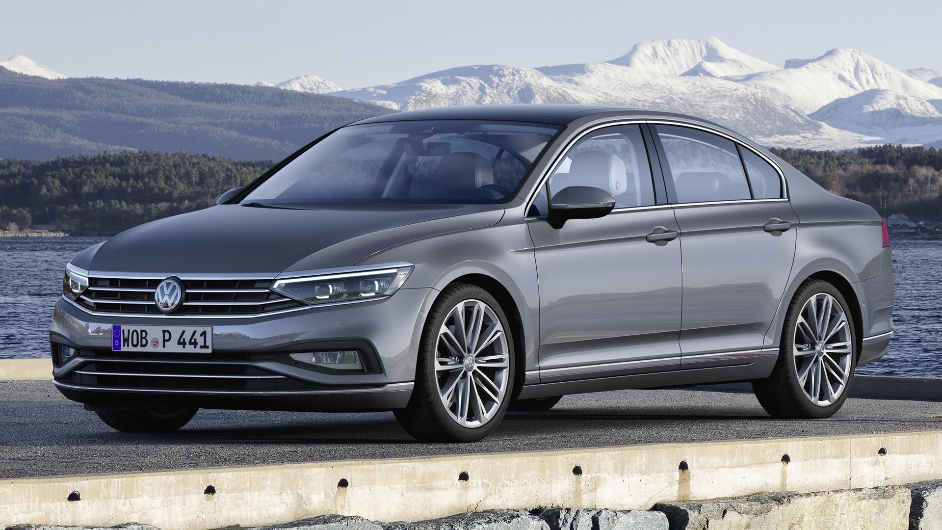 2019 Volkswagen Passat   Wallpapers and HD Images Car Pixel 1920x1080