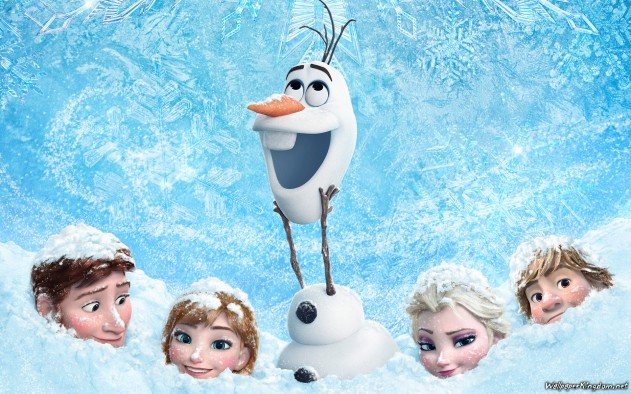 Disney Frozen Wallpaper   HD Wallpapers for Desktop Widescreen 631x394