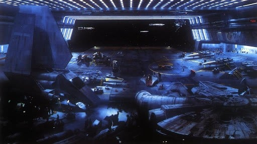 View bigger   Star Wars Live Wallpaper for Android screenshot 512x288
