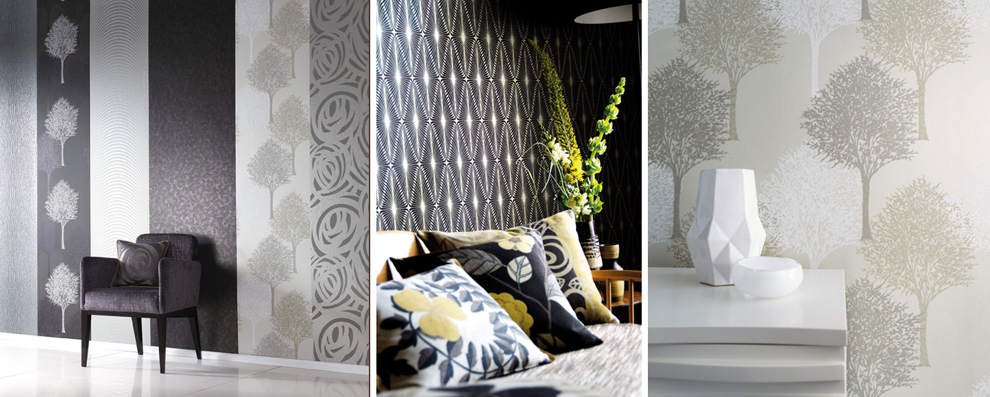 Decor Diva Wallpaper To Be or Not To Be The Design Tabloid 1444x580