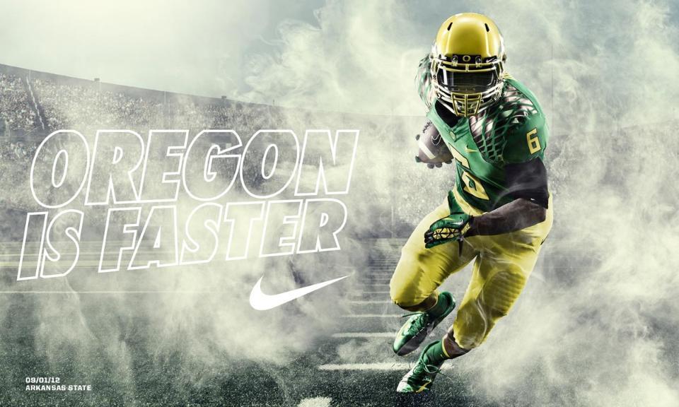 Oregon Football Iphone Wallpaper Oregon ducks nike pro bat 960x576