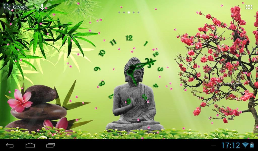 Relax Zen Wallpapers Android 1024x600